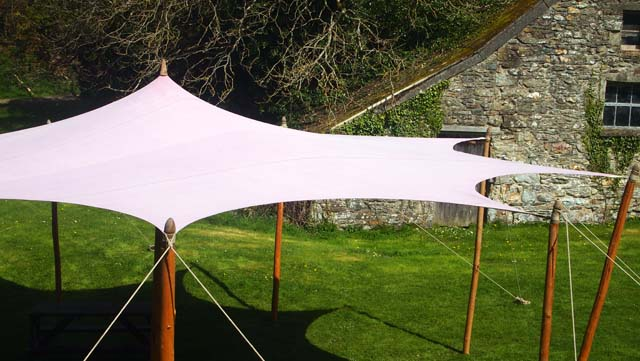 Threadform Bespoke Canvas Shelters
