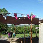 Daisy Canopy for hire