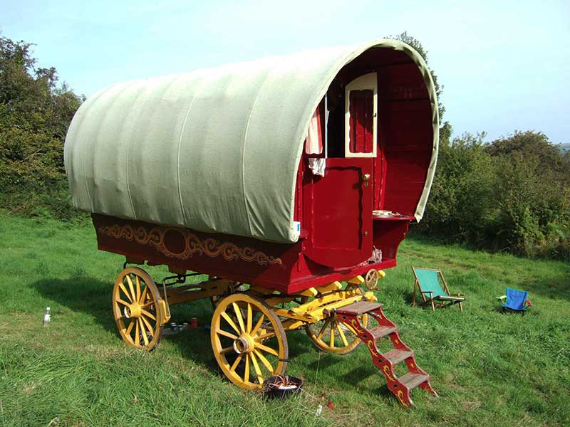 Custom wagon cover