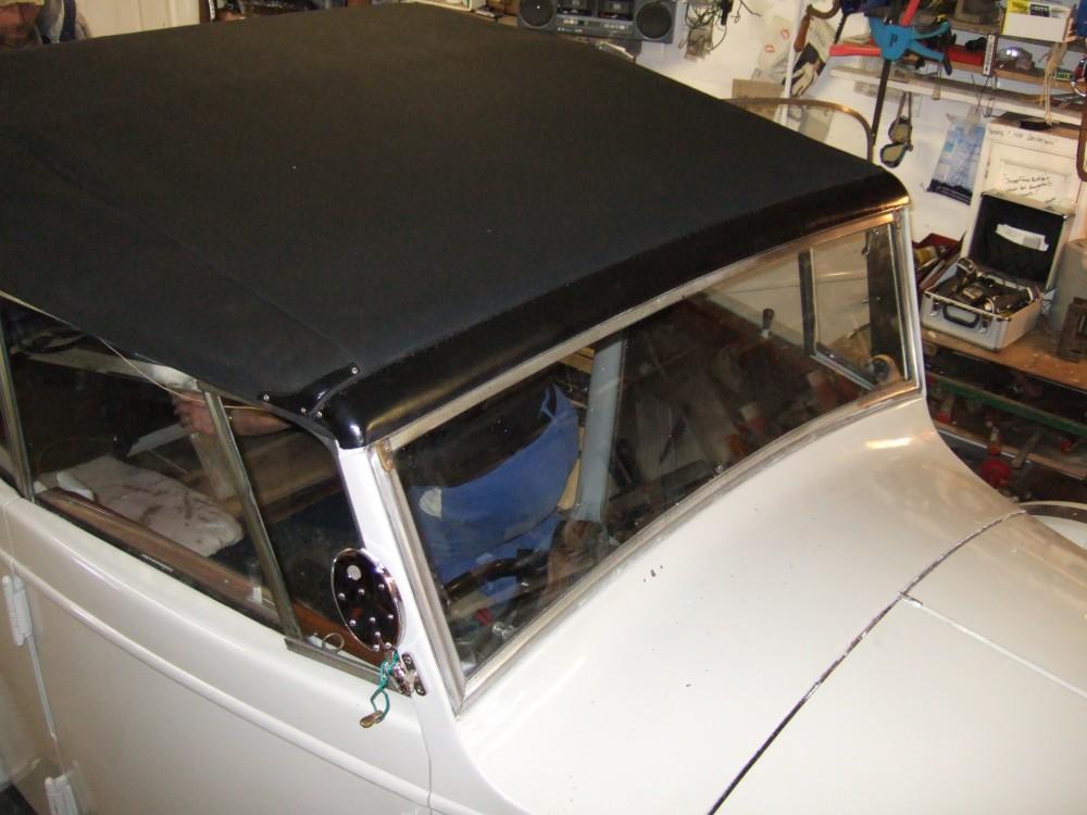 Vauxhall Restoration